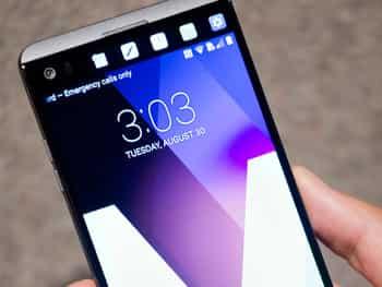 एलजी ने पेश किया नया V20 स्मार्टफोन
