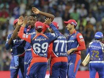 IPL: मुंबई ने दिल्ली को हराया
