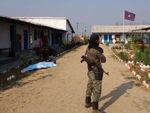 VIDEO: कमेंट से परेशान CISF जवान ने 4 साथियों की गोली मारकर की हत्या