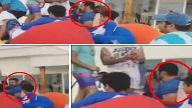 मालदीव में एक-दूसरे के करीब दिखे यूलिया-सलमान, देखें VIDEO & PICS