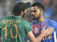 Farewell Gift: तोहफे के लिए विराट&टीम इंडिया को अफरीदी ने कहा शुक्रिया