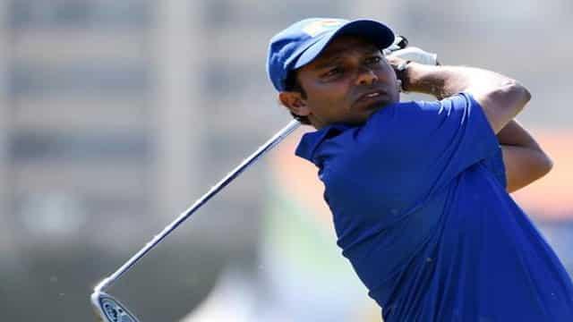 हीरो इंडियन गोल्फ टूर्नामेंट: चौरसिया के दम पर भारत की उम्मीदें कायम