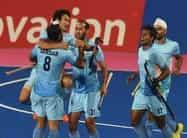 पाक को हराकर भारतीय हॉकी टीम ने जीता स्वर्ण