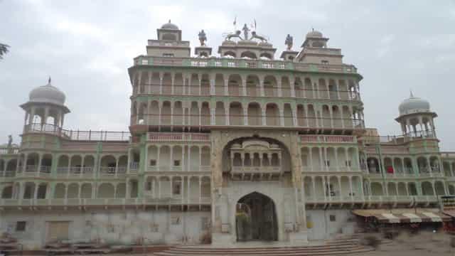 400 साल पुराना है रानी सती का यह मंदिर