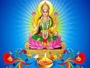 लक्ष्मीजी की आरती- ऊं जय लक्ष्मी माता, मैया जय लक्ष्मी माता
