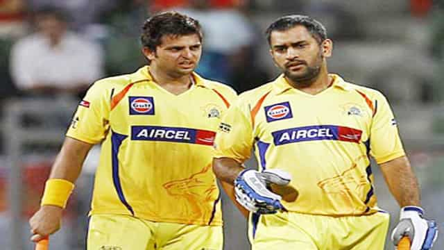 ms dhoni suresh raina overpriced not in indian team ...