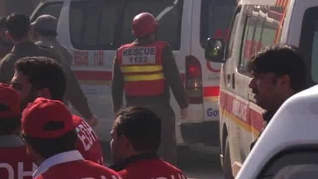 तालिबान आतंकियों का पाक यूनिवर्सिटी पर हमला, 25 की मौत, सभी छह आतंकी मारे गए
