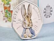 सिक्के पर दिखेगा पीटर रैबिट!