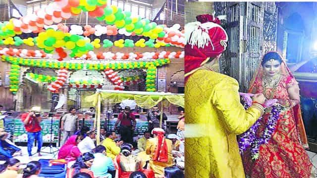 बांकेबिहारी मंदिर में शादी का मामला मुंसिफ कोर्ट तक पहुंचा