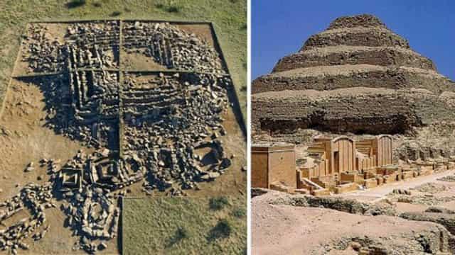 यहां मिला दुनिया का सबसे पुराना पिरामिड,  मिस्त्र से भी 1000 साल पुराना