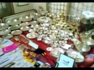 RTO के घर एसीबी का छापा, चांदी से भरा मिला एक कमरा
