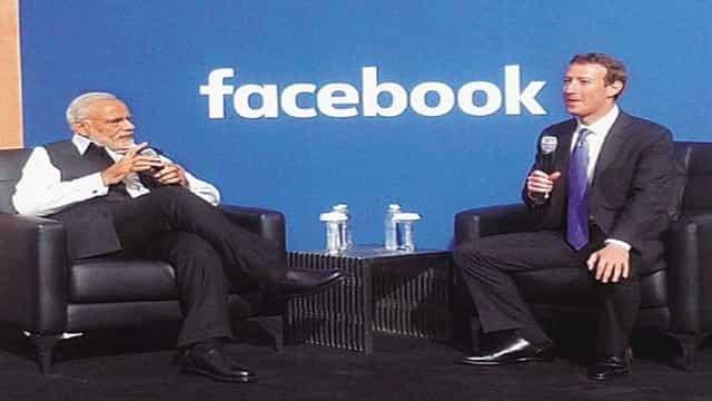 फेसबुक के CEO जुकरबर्ग ने कहा- सोशल मीडिया का उपयोग PM मोदी से सीखें