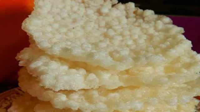 होली रेसिपी: साबूदाने के पापड़ बनाना है बेहद आसान