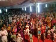 श्रीरामकथा : सिय-पिय मिलन महोत्सव में भक्ति रस से सराबोर हुए श्रद्धालु