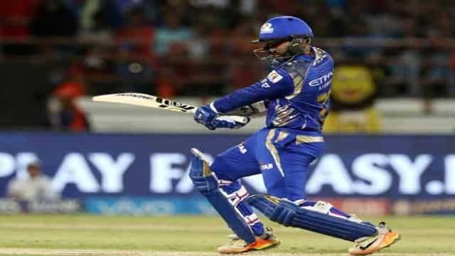 GLvMI: सुपर ओवर में मुंबई ने गुजरात को 5 रन से हराया