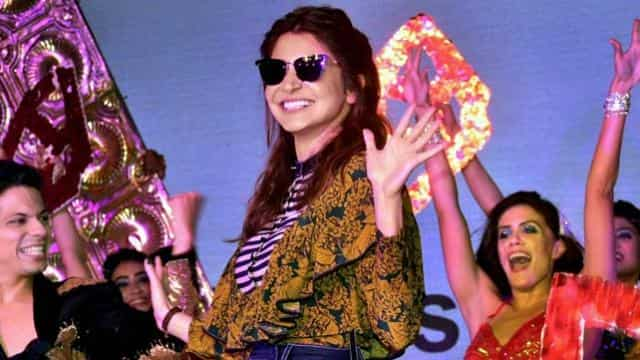 Anushka Sharma at launch event