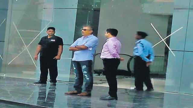 प्रकाश झा ने की पी एंड एम सिटी सेंटर में पूजा