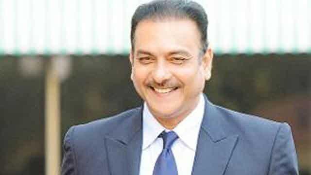 Ravi Shastri new coach for team india
