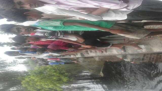 कुशीनगर में नहाने के लिए नाले में कूदा किशोर, बहकर लापता