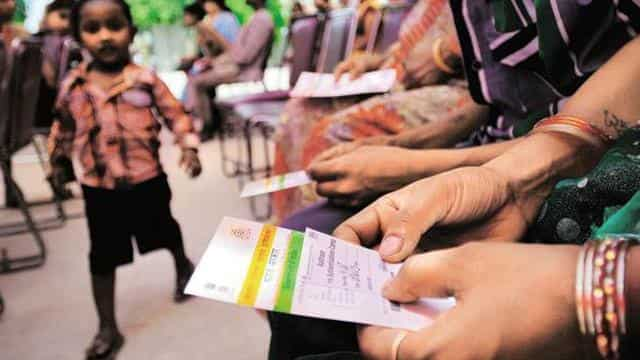 link aadhar with bank account