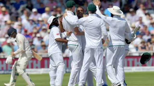 south africa beat england in the second test