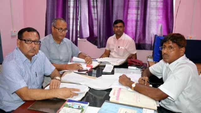 special team from patna investigate in saharsa for srijan scam