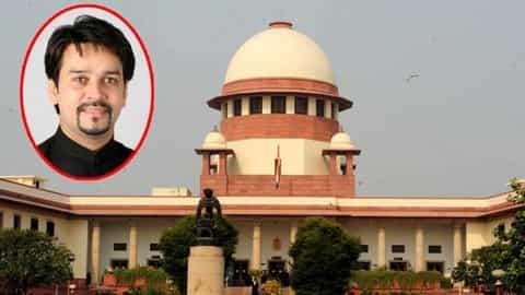 सुप्रीम कोर्ट ने दी अनुराग ठाकुर, प्रेम कुमार धूमल को राहत, FIR रद्द