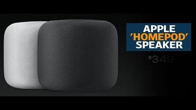 Apple \'HomePod\' speaker to take on Amazon, Google | WWDC 2017