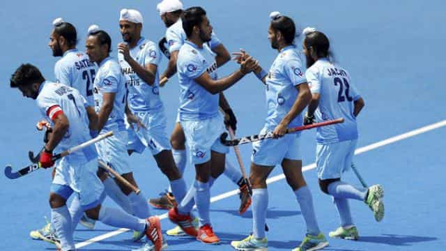 asia cup hockey