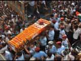 Garuda commando of air force and bhagalpur son nilesh shaheed in encounter with terrorist
