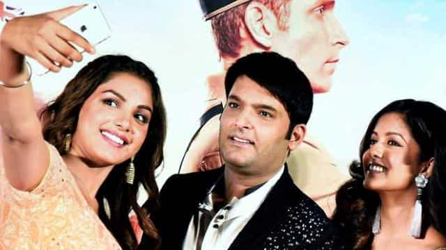 trailer out of Firangi