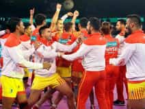 PRO KABADDI: Gujarat Fortunegiants in final