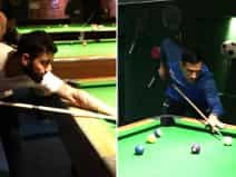 team india playing snooker and other games in kanpur