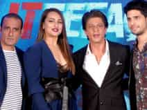promotional event of upcoming movie 'Ittefaq'