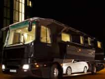This is the stunning motorhome