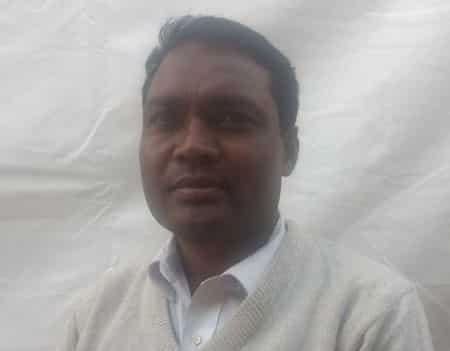 किसान रामेश्वर राष्ट्रपति के हाथों लेंगे फसल बीमा की राशि