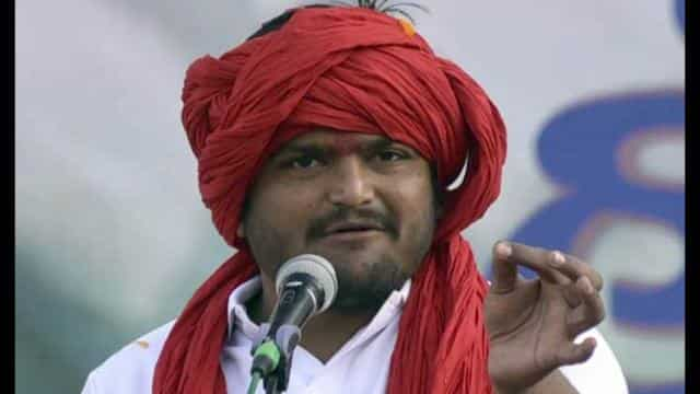 File pic of Hardik Patel