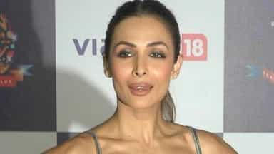 Malaika Arora during a promotional event