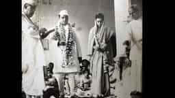 इंदिरा गांधी के विवाह की तस्वीर