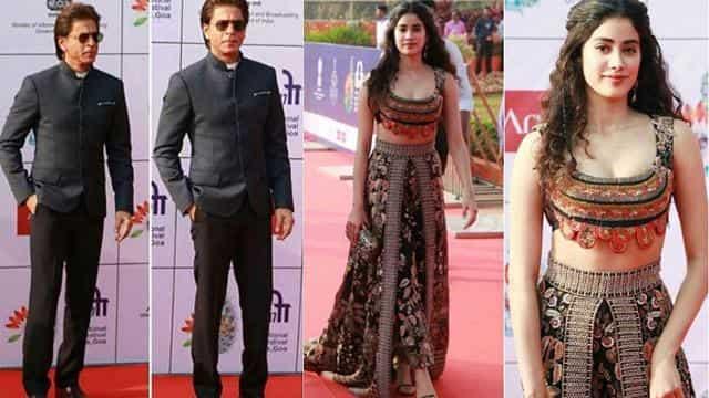 IFFI 2017: गोवा में लगी सितारों की महफिल