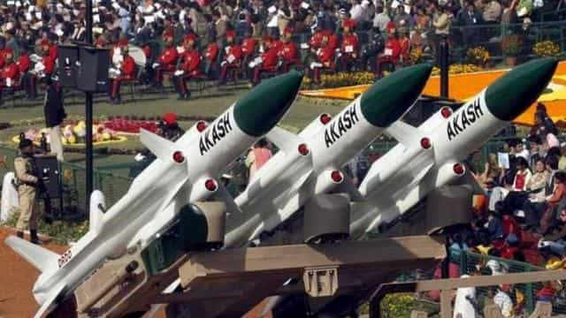 India successfully test fires Surface to air missile Aakash