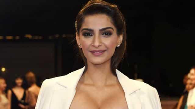 sonam kapoor at 14th Dubai International Film Festival