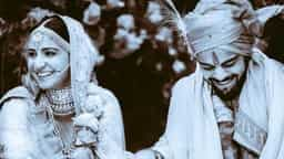शाहरुख ने विराट-अनुष्का की शादी पर कहा- ये हुई न असली रब ने दी जोड़ी