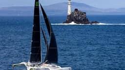 world sailing record