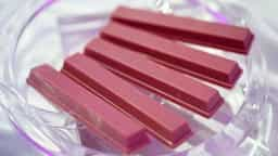 pink ruby chocolate