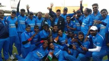 india wins blind cricket world cup