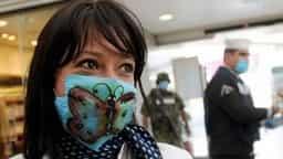 anti flu mask