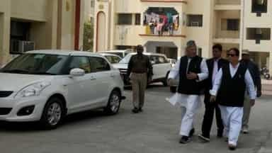 जल निगम भर्ती घोटाला मामले में SIT ने आजम खान से की पूछताछ