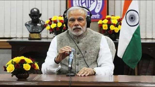 Image result for आज 11 बजे रेडियो पर मन की बात करेंगे पीएम मोदी