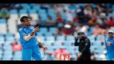 Yuzvendra Chahal discusses strategy behind match-winning spell vs South Africa